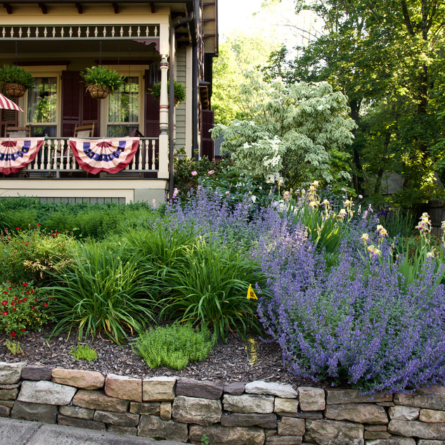 American Town House