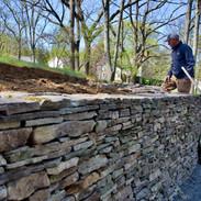 Stone Wall Layout
