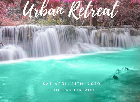 Urban Retreat in the Heart of the City