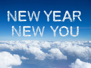 A New Year ~ A New You!