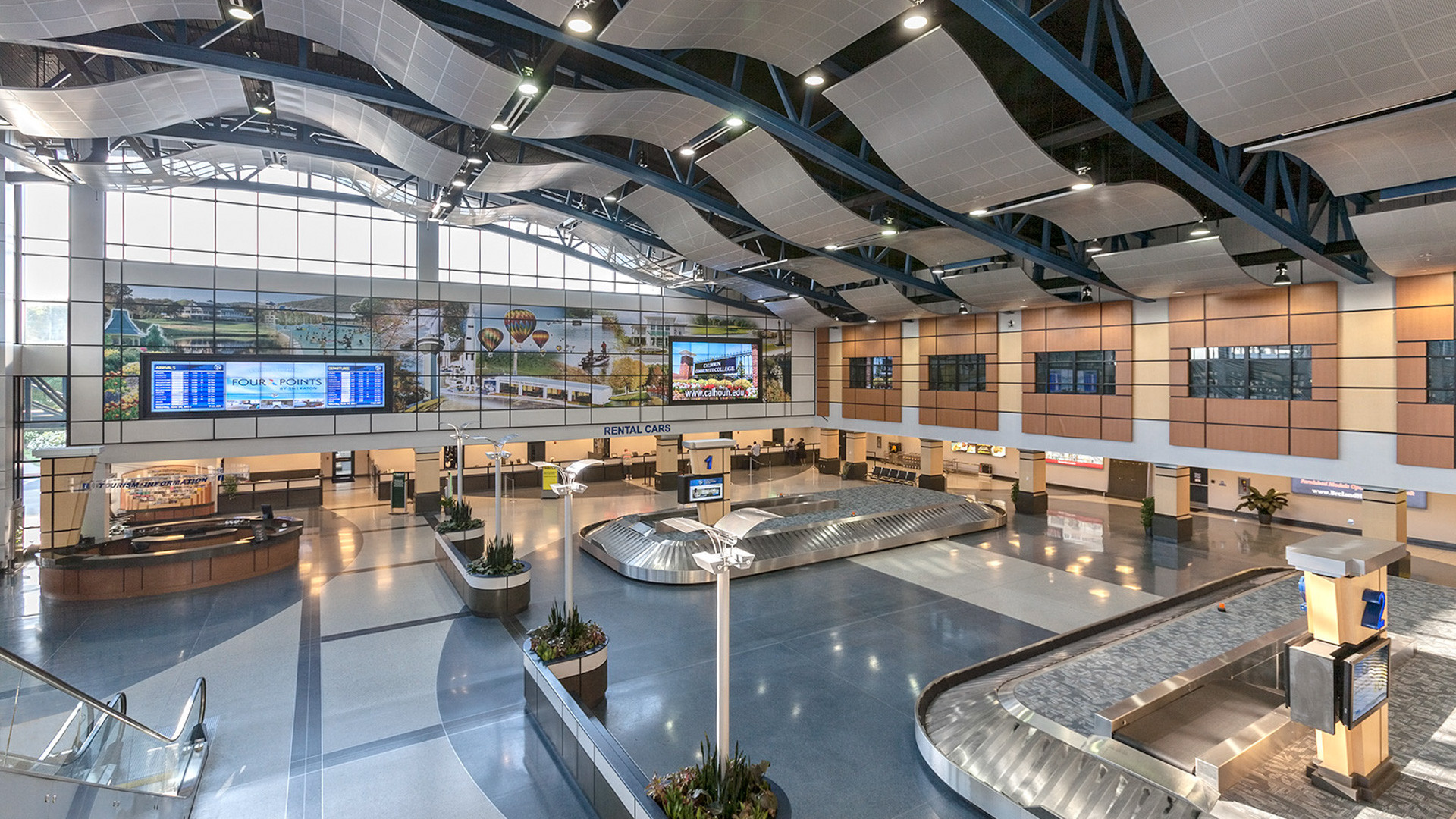 Huntsville Airport Baggage Claim