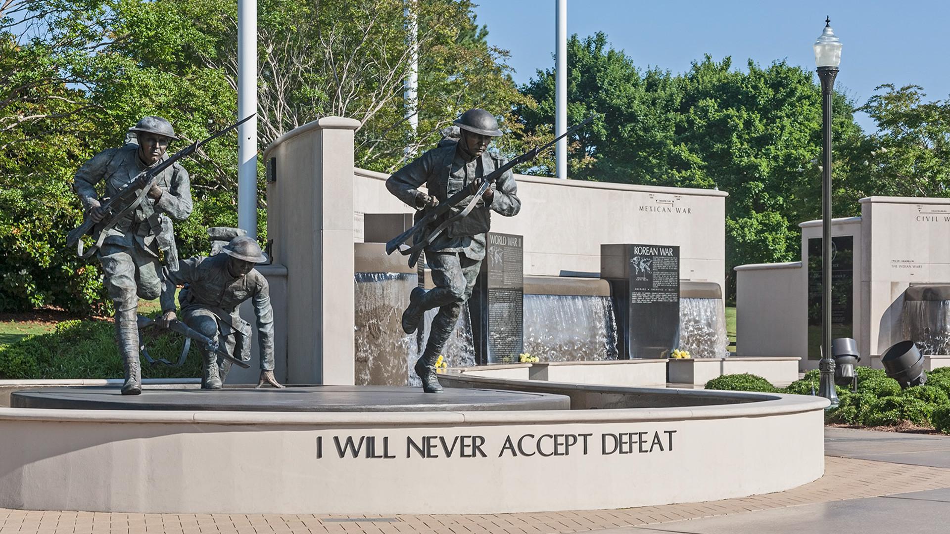 Huntsville / Madison County Veteran's Memorial