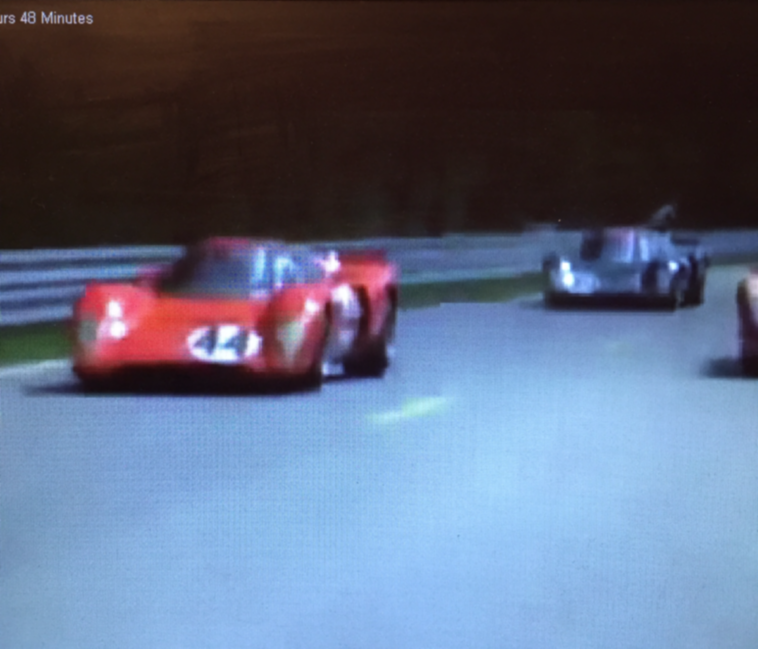 Le Mans Movie