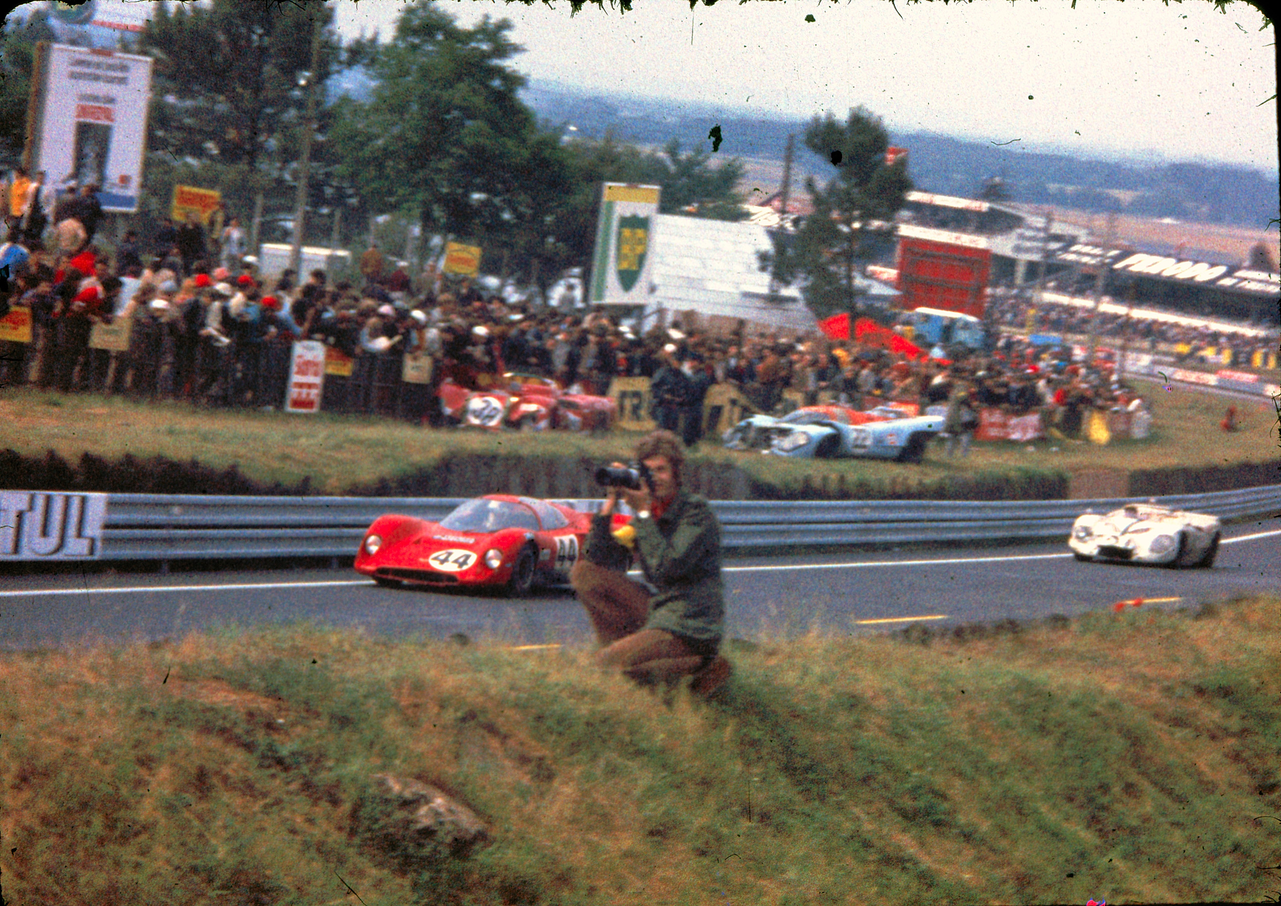 Chevron B16 at Le Mans 1970
