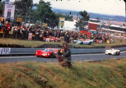 Chevron B16 at Le Mans 1970