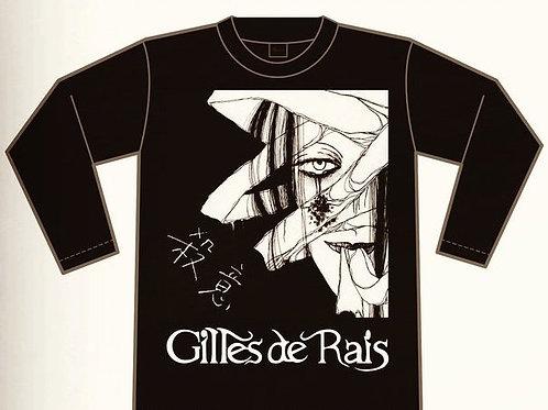 Gilles de Rais 殺意Tシャツ長袖