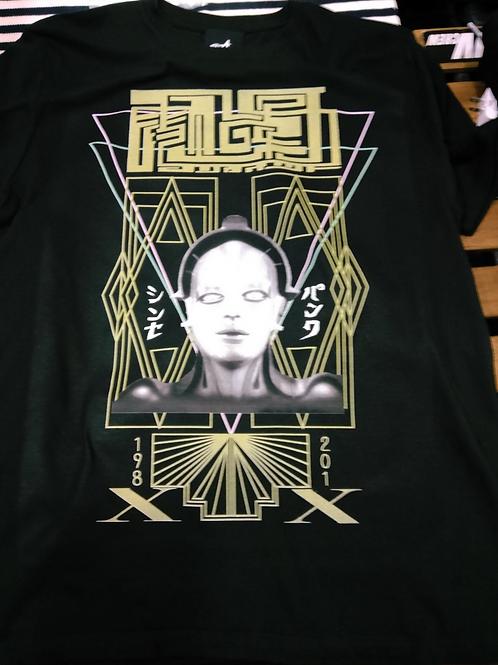 DENDÖ MARIONETTE(電動マリオネット) TシャツA-Type