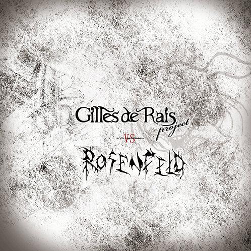 Gilles de Rais project vs ROSENFELD SPRIT DVD