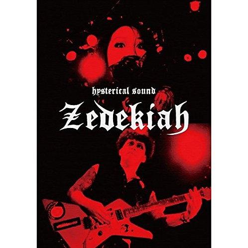 ZEDEKIAH / 輪廻転生GIG DVD