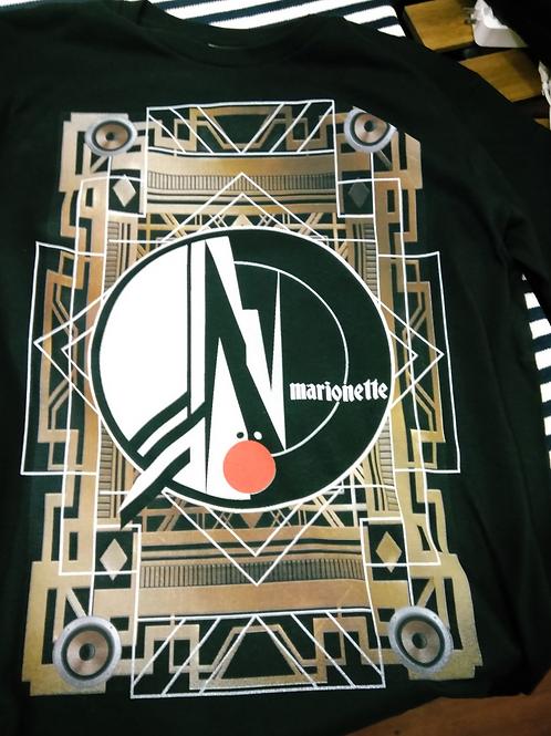 DENDÖ MARIONETTE(電動マリオネット) TシャツB-Type