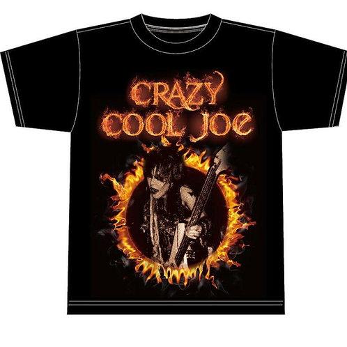 """""""CRAZY"""" COOL-JOE Tシャツ"""