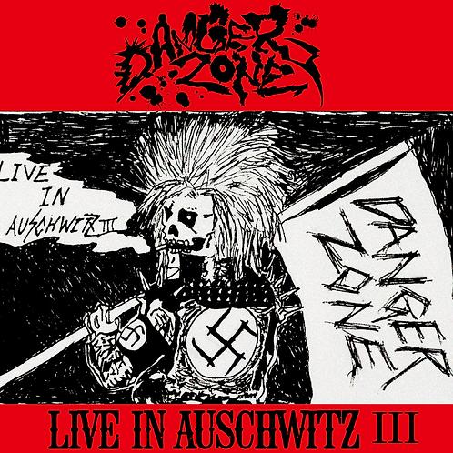 DANGERZONE / LIVE IN AUSCHWITZⅢ[2020.5.23 RELEASE]