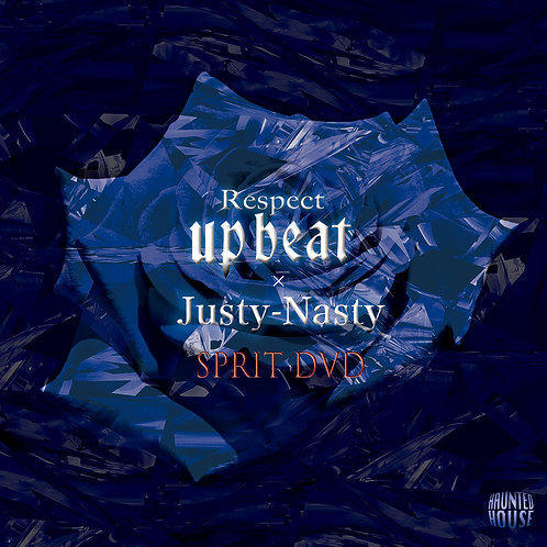 Respect UP-BEAT x Justy-Nasty SPRIT DVD
