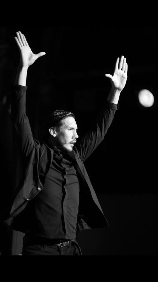 Ollie Giffin - Flamenco dancer