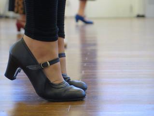 Dance steps - the big 5