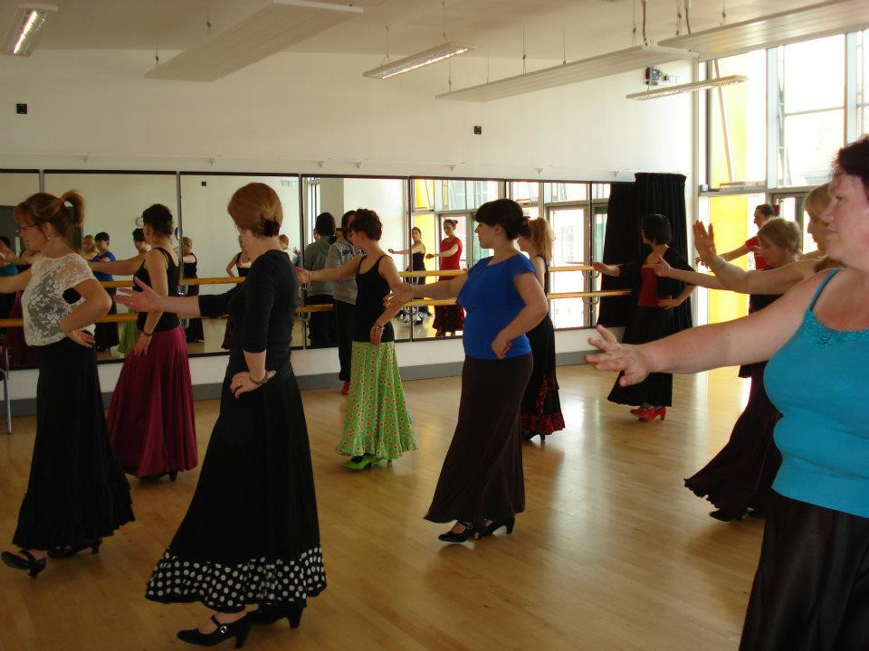 Photo of Camino del Flamenco workshop taught by Jairo Barrull