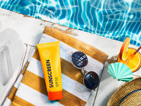 Does Sunscreen Affect Your Swimming Pool's Water