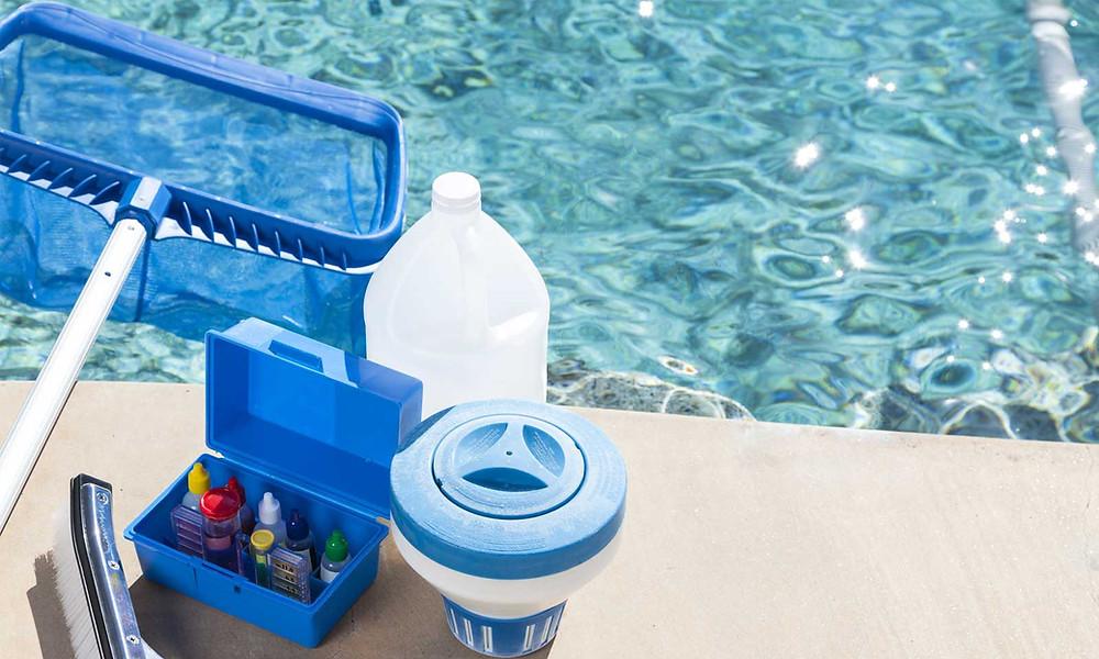 Super Shark Pools, Bradenton, FL, Shocking The Pool