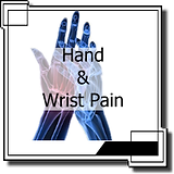 Synergy Chiropractic Winfield provides treatment for hand and wrist pain.