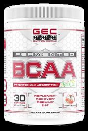 FERMENTED BCAA'S