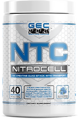 NTC Nitrocell Bottle