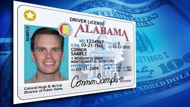 9/3/2008 - DRIVER'S LICENSE EXAMS IN ENGLISH: ALABAMA