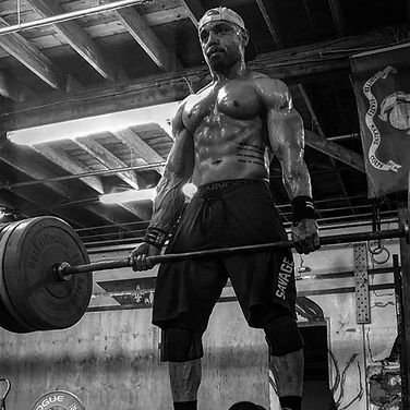 TERRENCE GUIDRY Crossfitter