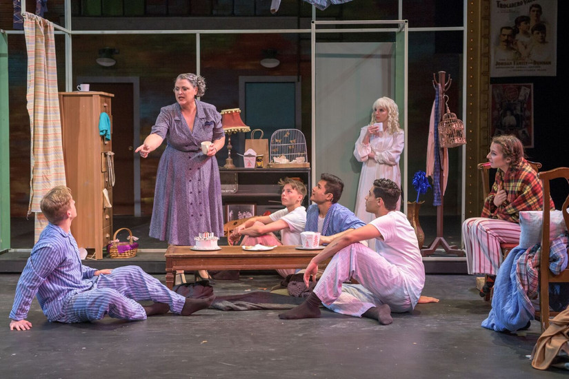 Gypsy at Beck Center for the Arts