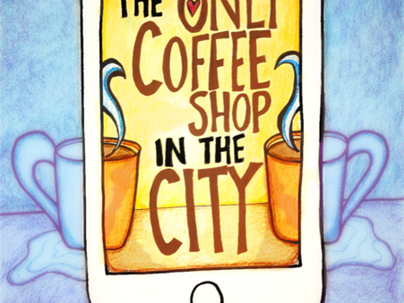 """NYC Debut! Being Cast in """"The Only Coffee Shop in the City"""""""