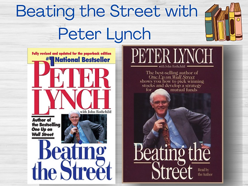 Beating the Street With Peter Lynch   Peter Lynch   Ebook   PDF   Full Book