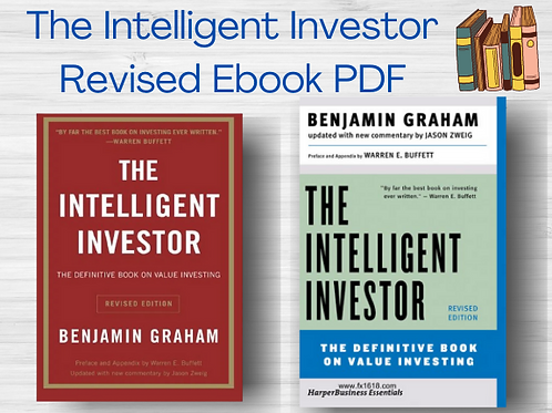 The Intelligent Investor | Benjamin Graham | Warren Buffet | Ebook | PDF | Full