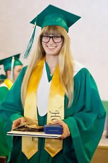 SBDHS Alumni - Natalia Wycislak ('15)