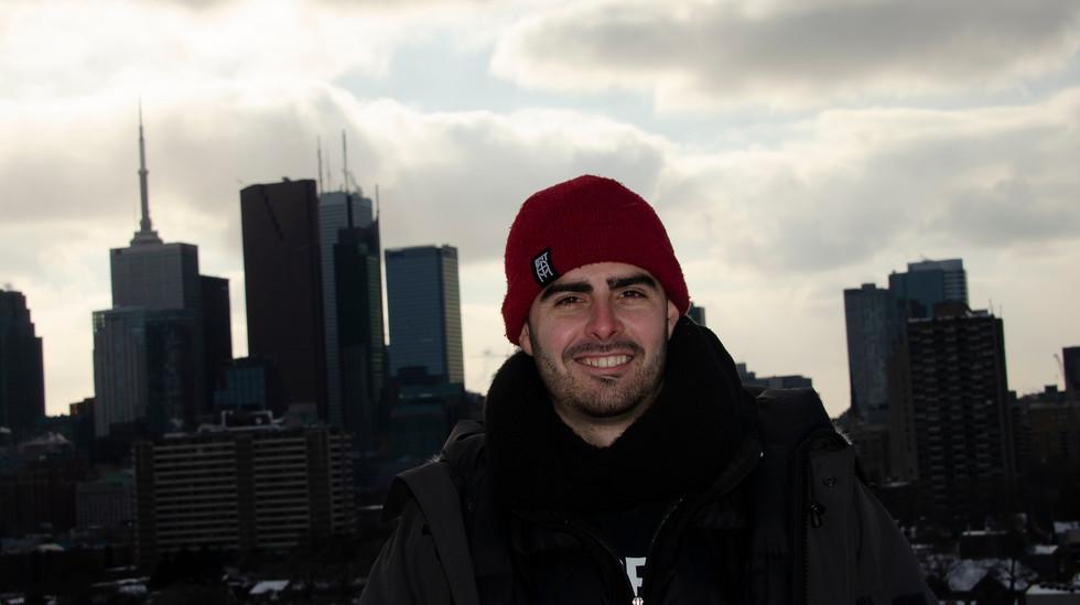 Nate @ Mustafa The Poet Music Video