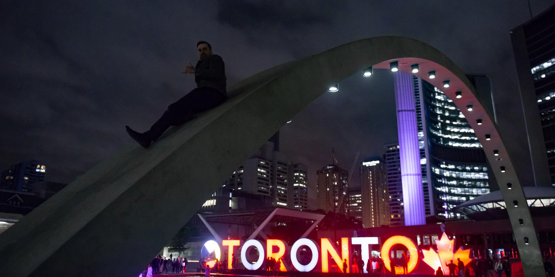 Raptors Winning Night