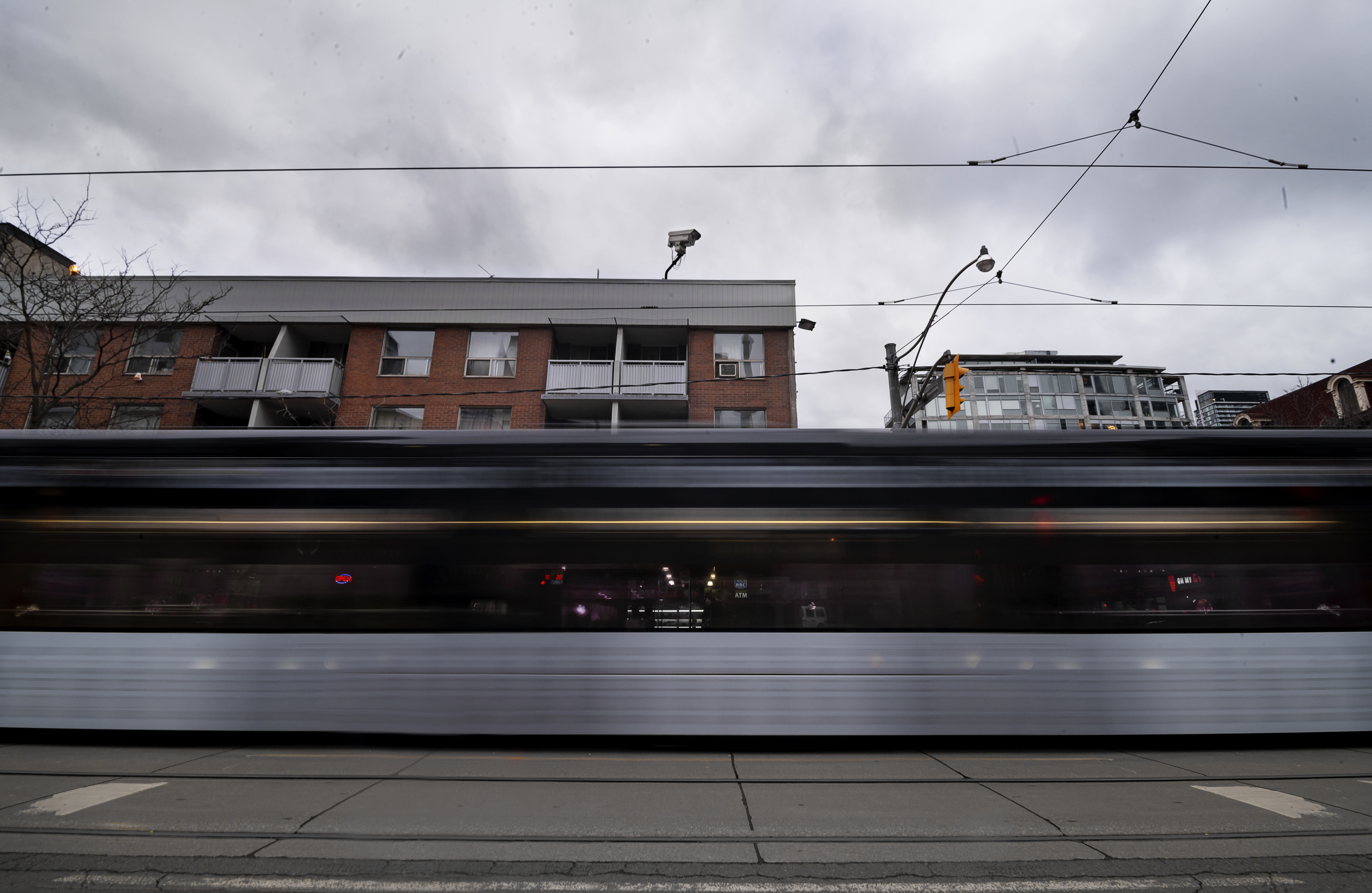 TTC Suspended in time