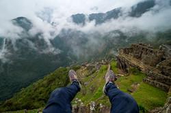 Hangin at Macchu Picchu