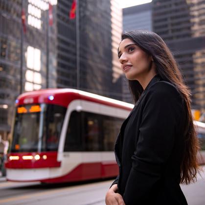 Juhi Bahtt Downtown Toronto