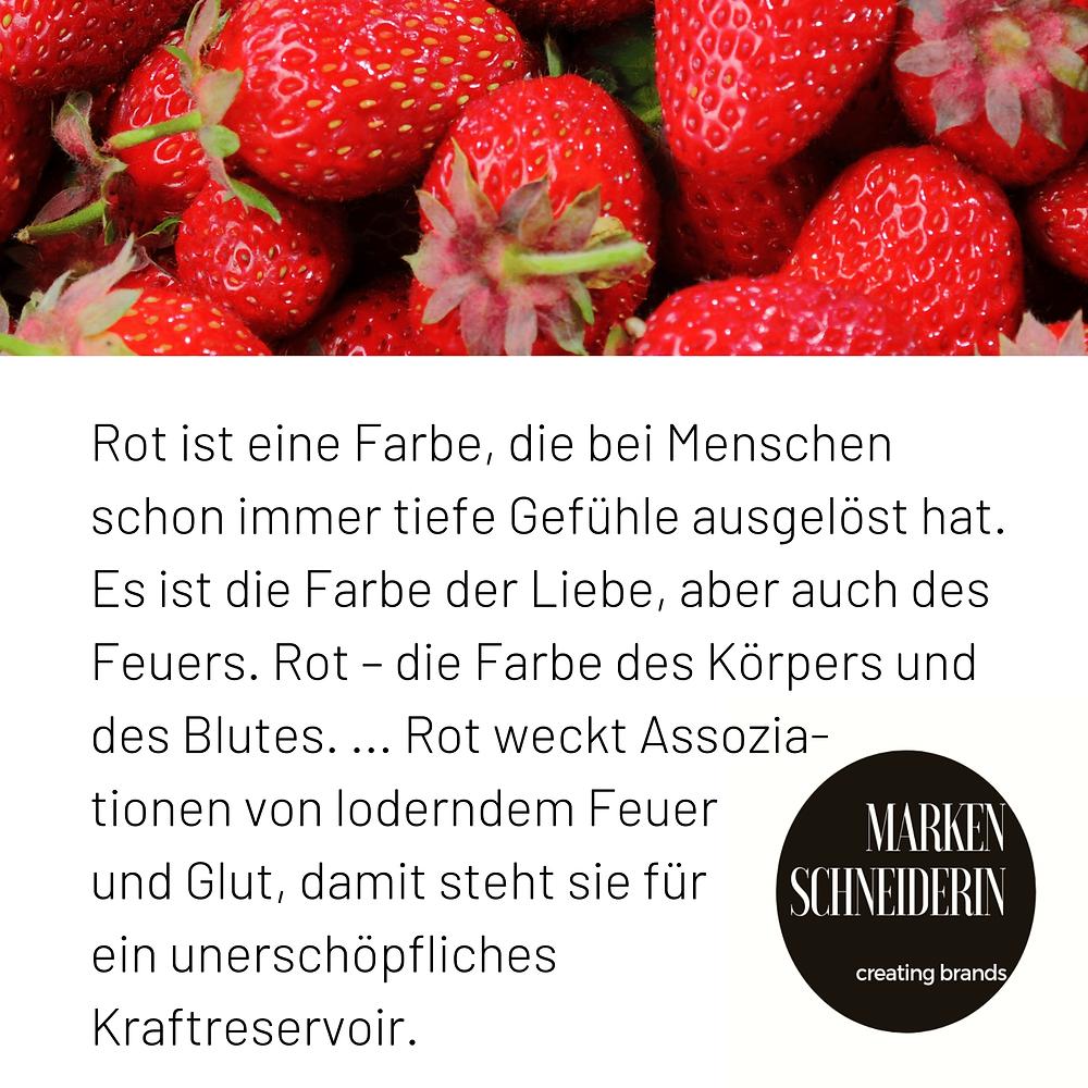 Frische Erdbeeren saftig und süß