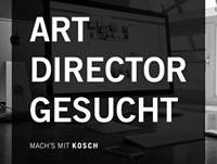 Art Director gesucht
