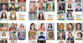 Starke Frauen zeigen Gesicht