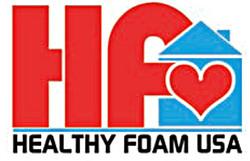 Healthy Foam Draft Logo