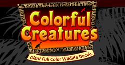 Colorful Creatures Logo