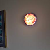 Wall Lithophane Light