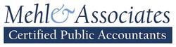 Meh l& Assoc. Draft Logo