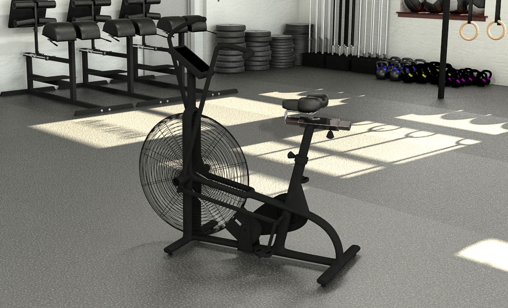 CrossFit Assault Bike