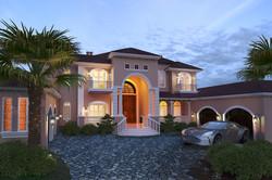 Naples Mansion