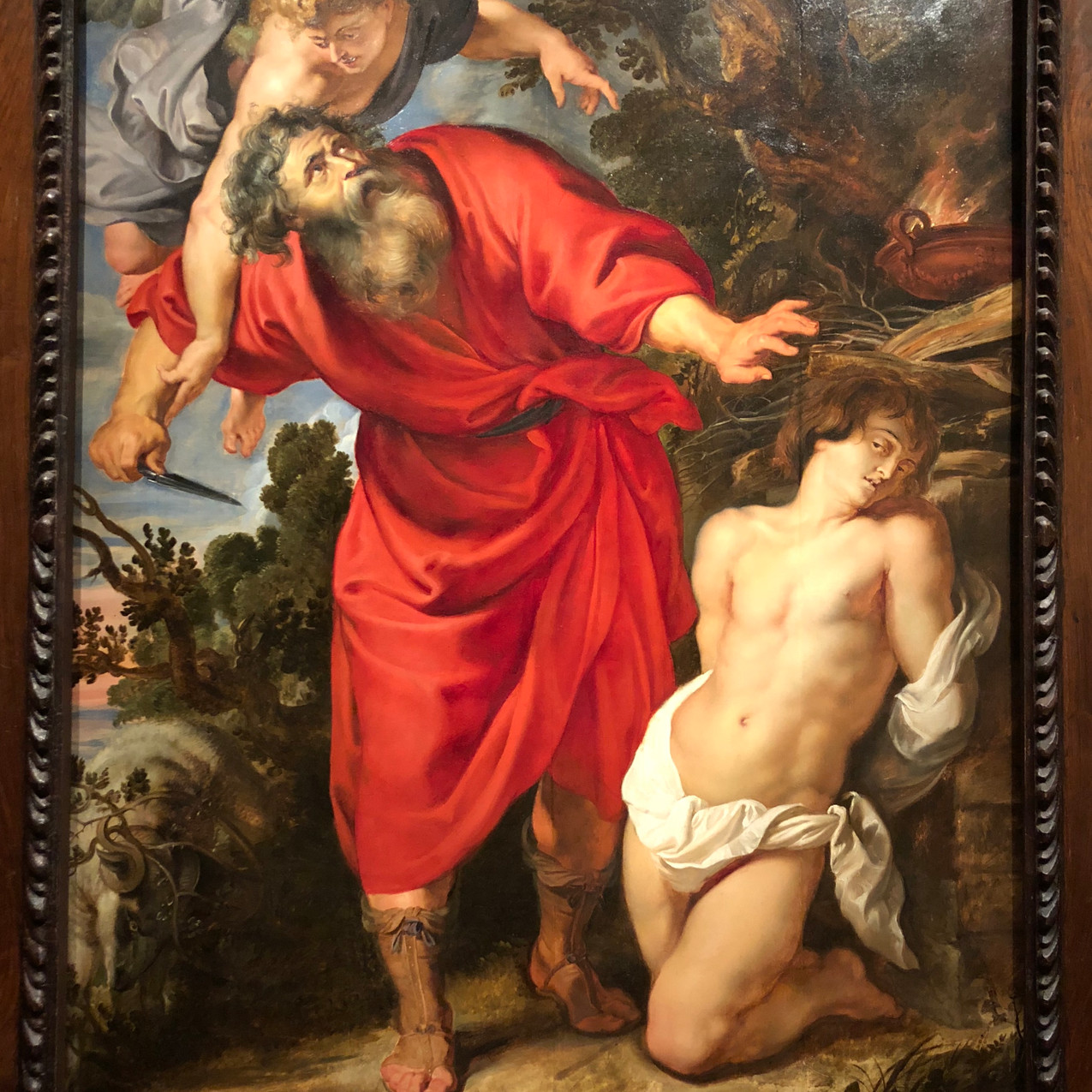 The Sacrifice of Isaac (Painting)