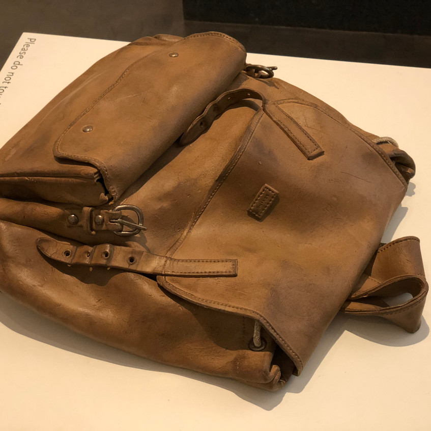 Sand Backpack full view