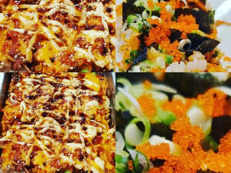 Create a feast at home