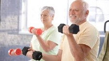 BUILDING STRENGTH AS WE AGE